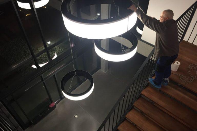 puccini – lampy z plexi