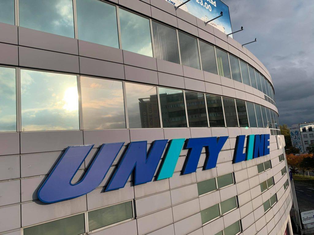 Logo Unity line